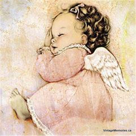 Angel Baby Pink Crystal Photo Album