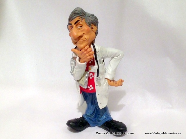 Doctor Collectible Figurine