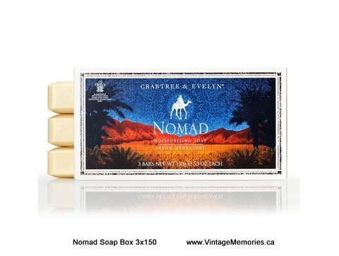 Nomad Soap Box