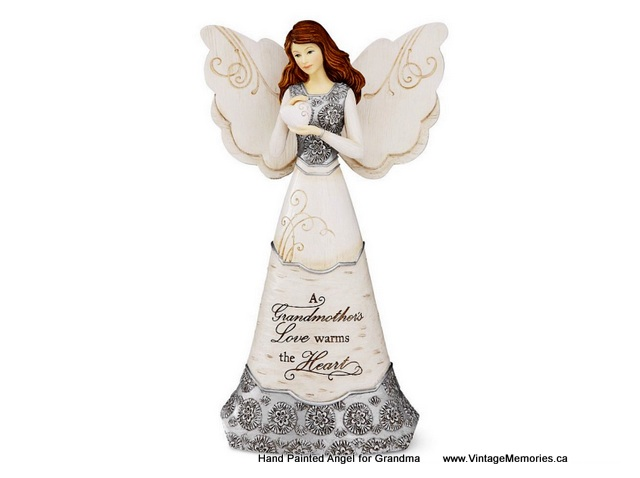 Hand painted Angels