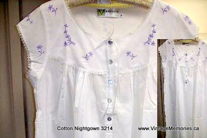 nightgown 3214